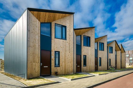 Kleine Prefab Woning : Variëren met prefab woningen door woonconcepten