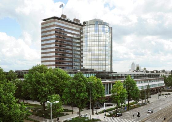 DNB-gebouw Amsterdam ondergaat renovatie