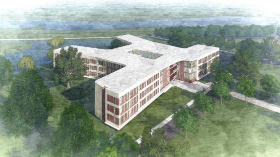 Vijf opmerkelijke bouwprojecten: klinieken en andere medische centra