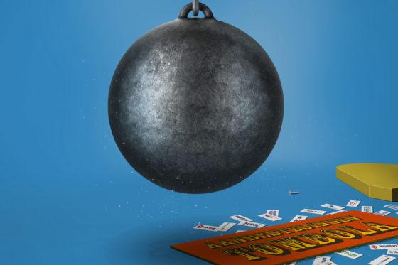 Rijkswaterstaat koppelt prestatiemeten los van tender, maar blijft wel loten