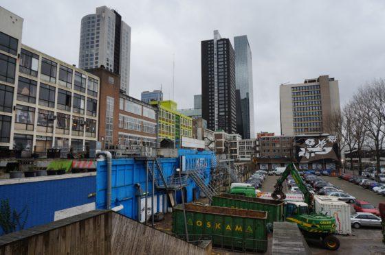 Rotterdam moet extra miljoenen uitrekken voor verlies op grondexploitatie Central District