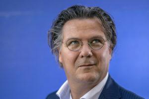 Topman Peter van der Horst: 'Sprangers knuffelt graag met opdrachtgevers'