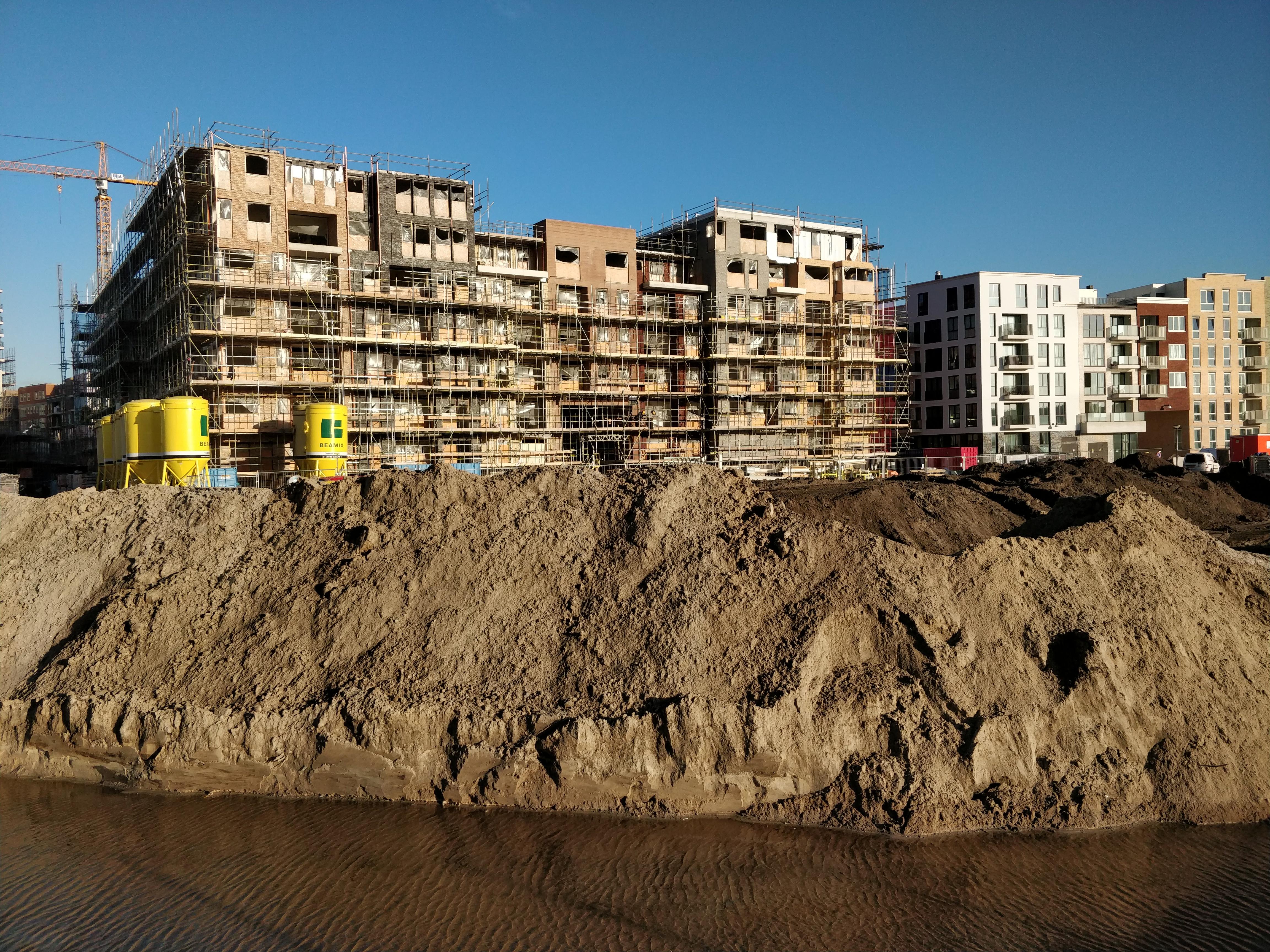 Nieuwbouwwoning prijst zichzelf uit de markt door stijgende bouwkosten