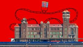 Tony's gaat chocoladefabriek met achtbaan bouwen in Zaandam