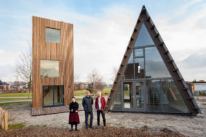 Tiny house met een mega prijs