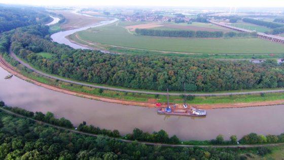 Afgedankt De Vries & Van de Wiel draait op voor kosten afbouw Julianakanaal: 'Wanprestatie'