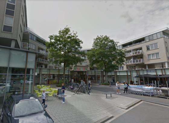Parkeergarage Zoetermeer dicht om doorbuigende betonplaat
