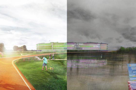 Stad van de toekomst? 'Volledig beloopbaar en een compleet ecosysteem'