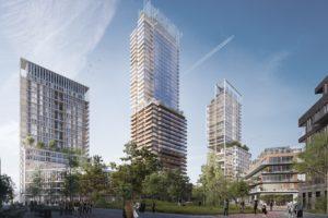 Utrecht krijgt alsnog een toren die hoger is dan de Dom: MARK van 140 meter