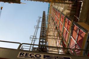 Binnenstedelijk de hoogte in met bouwplaatsinrichting