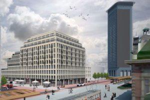 Nieuwe bestemming Groot Belastingkantoor Den Haag