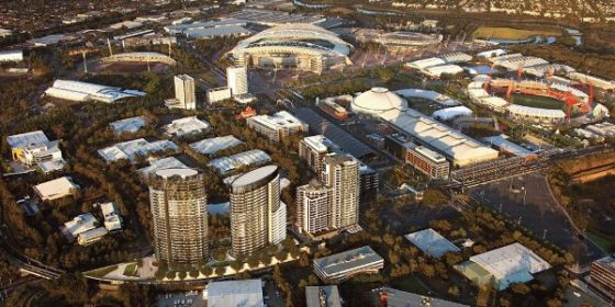 Net opgeleverde flat Sydney blijkt onveilig: scheuren aangetroffen