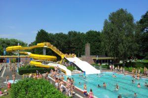 Grondige renovatie twee zwembaden gemeente Drimmelen