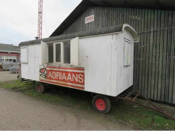 Beste Schaftwagen, torenkraan en modelauto's: boedel Adriaans onder de QK-19