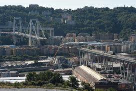 Italiaanse justitie sluit gammel snelwegviaduct