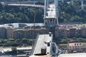 'Delen van de rampbrug Genua al 25 jaar niet onderhouden'
