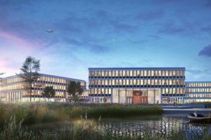Stijging bouwkosten; Campus Lelystad opnieuw aanbesteed