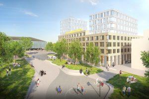 Delft krijgt The Student Hotel mét gameruimte