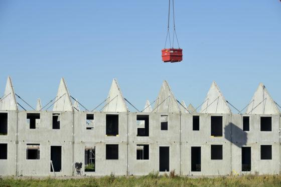 EIB-prognose: bouw dendert ondanks personeelstekort en stijgende bouwkosten in 2019 in volle vaart door