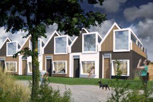 Nieuw buurtschap op Texel: De Tuunen