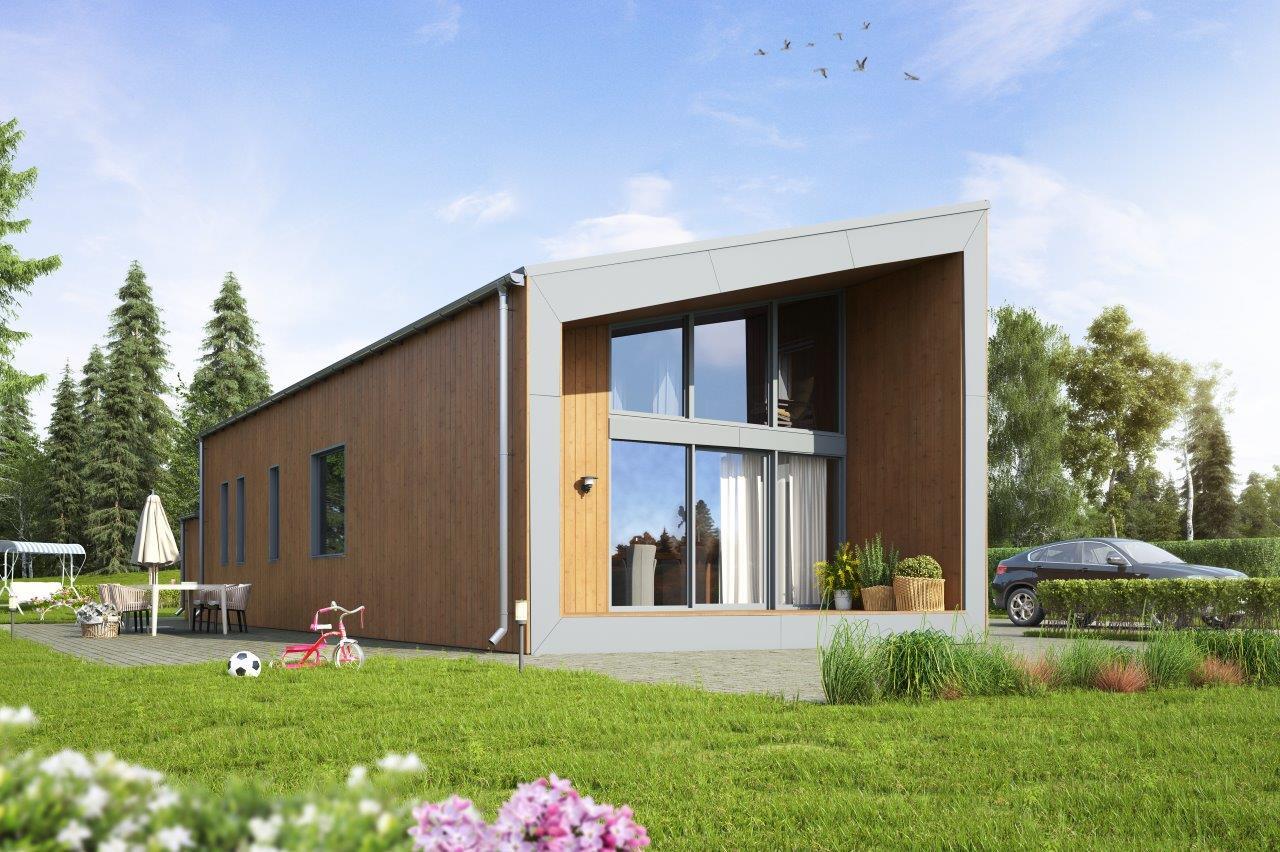 Deze Nederlandse huizen worden in buitenlandse fabrieken gemaakt