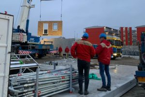 Met pop up-wijk wil Van Wijnen de nieuwe standaard zetten voor circulaire woningbouw