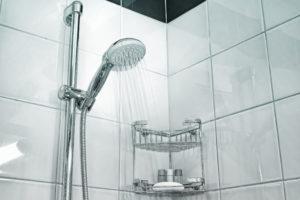 Ook de douche helpt mee aan energiezuiniger woning