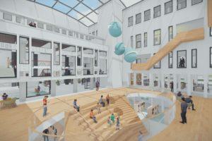 Opmerkelijke bouwprojecten: gemeentehuizen, of liever: 'Huizen van de Stad'