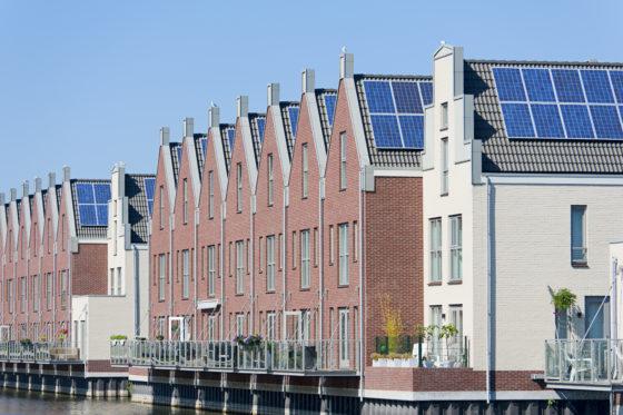 Koplopers in bouw willen strengere eisen voor bijna-energieneutrale woning