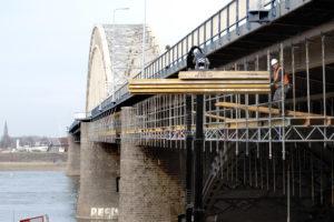 Renovatie Waalbrug