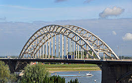 KWS begint maandag alsnog aan opknapbeurt Waalbrug