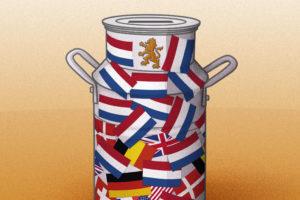 Hollandse inframarkt terug in Hollandse handen