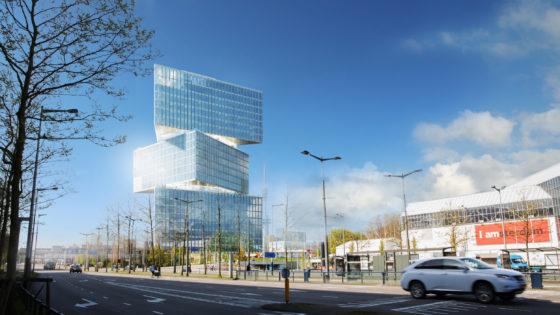 Vijf opmerkelijke bouwprojecten: hotels in Amsterdam
