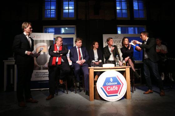 De battle om de Noord-Hollandse woningmarkt: video Cobouw Cafe Haarlem