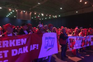 29 mei nieuwe stakingen voor pensioen: FNV roept bouwvakkers op om werk neer te leggen