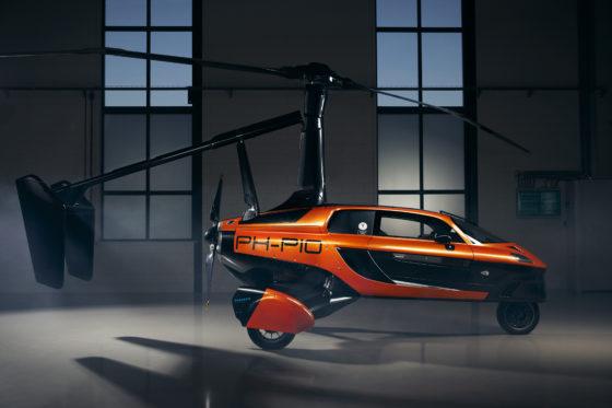 """""""Die vliegende auto is er misschien nog wel eerder dan de zelfrijdende"""""""