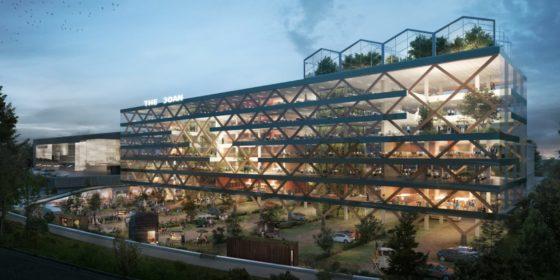 Vijf opmerkelijke bouwprojecten: bedrijfsverzamelgebouwen