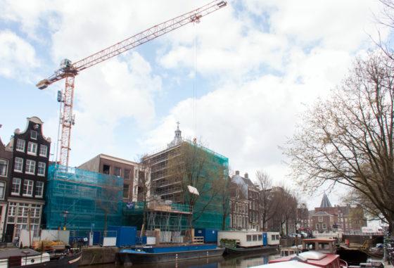 """HoeDeNijsmet een schuit watervlug een hotel bouwt: """"Machtig interessant"""""""