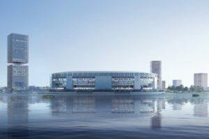 Vertraging voor nieuwbouw Feyenoord-stadion; voetbaltempel pas in 2024 klaar