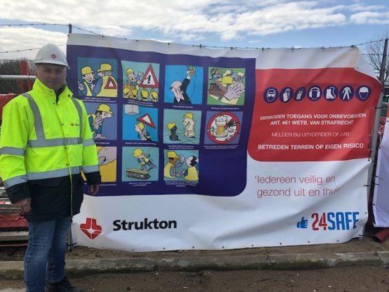 Veilig en gezond aan het werk
