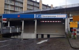 Parkeergarage dicht na vallende brokstukjes beton