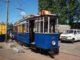 Electrische museumtramlijn amsterdam lijn 27 wagen 464 foto 1 80x60