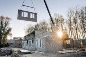 Kamervragen over Slokker-huizen: 'Prefabregels nodig in Bouwbesluit?'