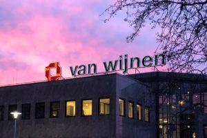Forse omzetgroei Van Wijnen dankzij woningbouw