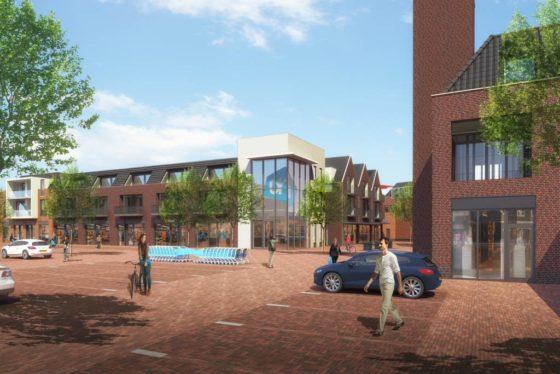 Centrumplan Schaijk; efficiënt bouwen met BIM