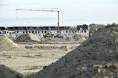 Inhaalslag vergunningen voor nieuwbouwwoningen