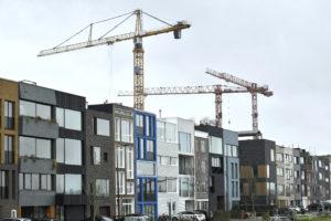 Neprom: 'Nieuwbouwtekort blijft oplopen door gebrek aan locaties en stikstofproblematiek'