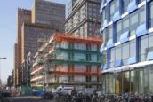 Amsterdam gaat half miljoen vierkante meter aardgasvrije kantoorruimte bouwen