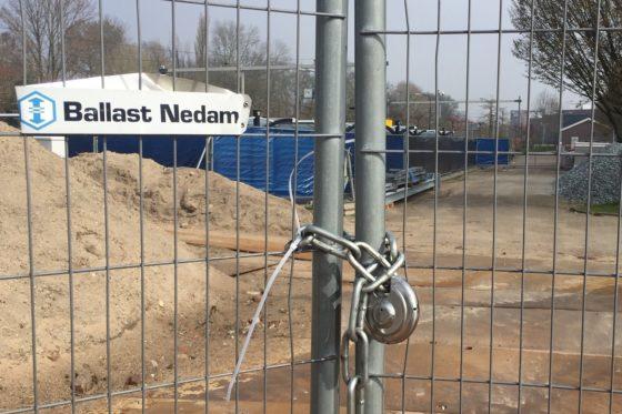 Fikse ruzie Ballast Nedam en ProRail over tunnel station Gorinchem: Werk stilgelegd