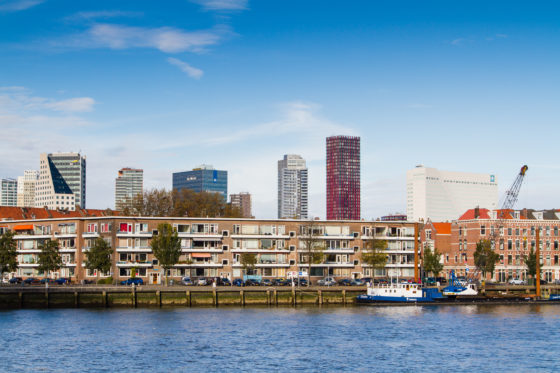 Rotterdam neemt onorthodoxe maatregelen voor meer middenhuur-woningen
